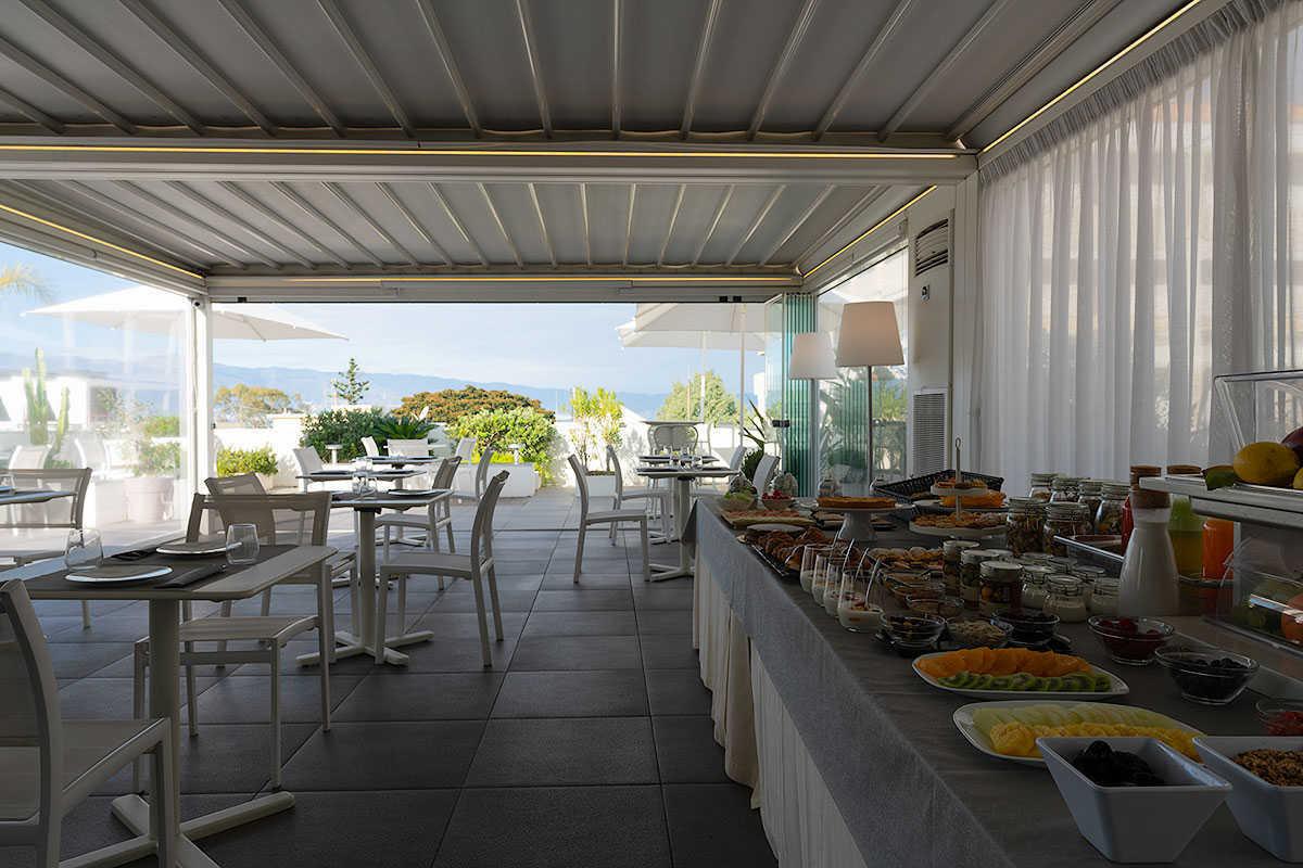 Hotel Medinblu colazione foto 2