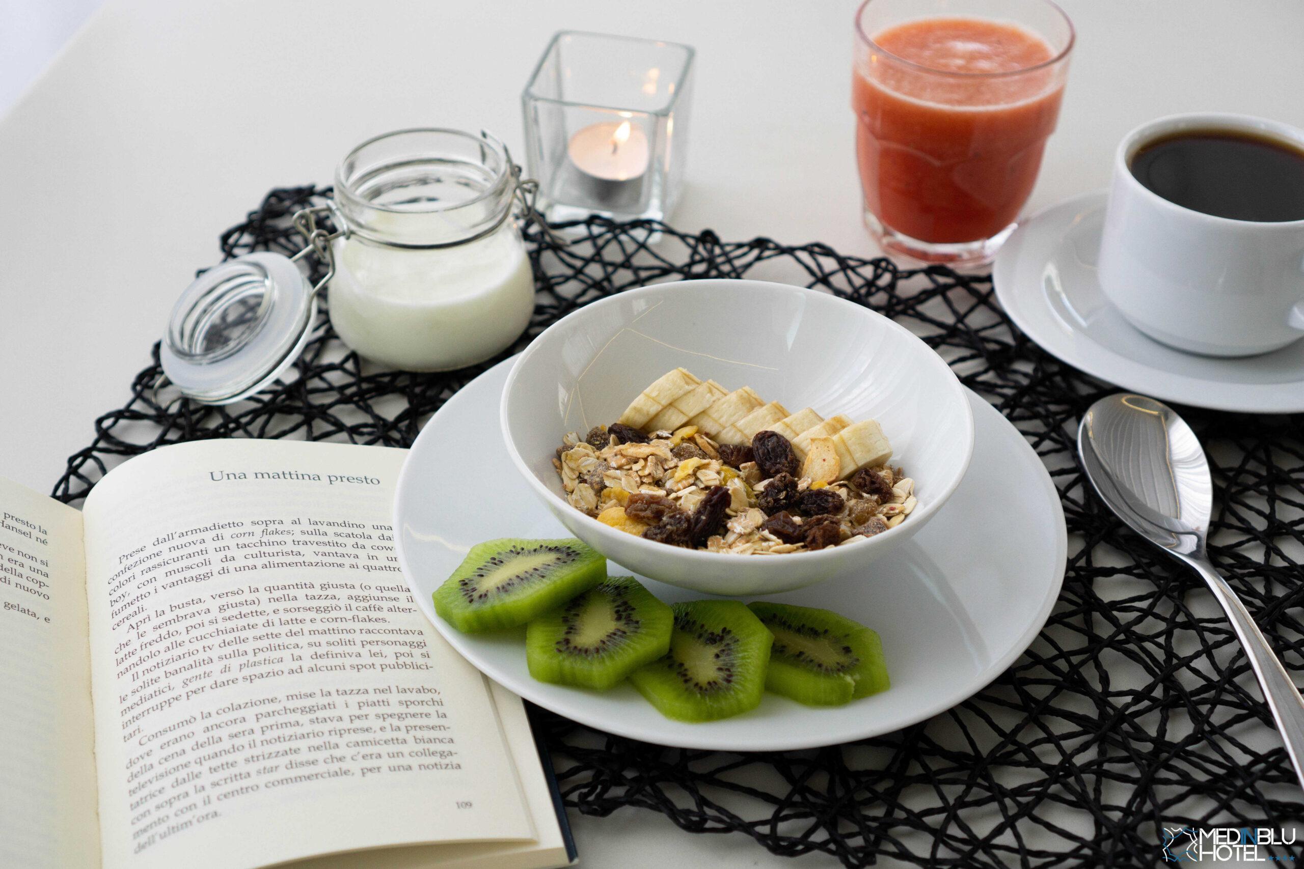 Hotel Medinblu colazione foto 3