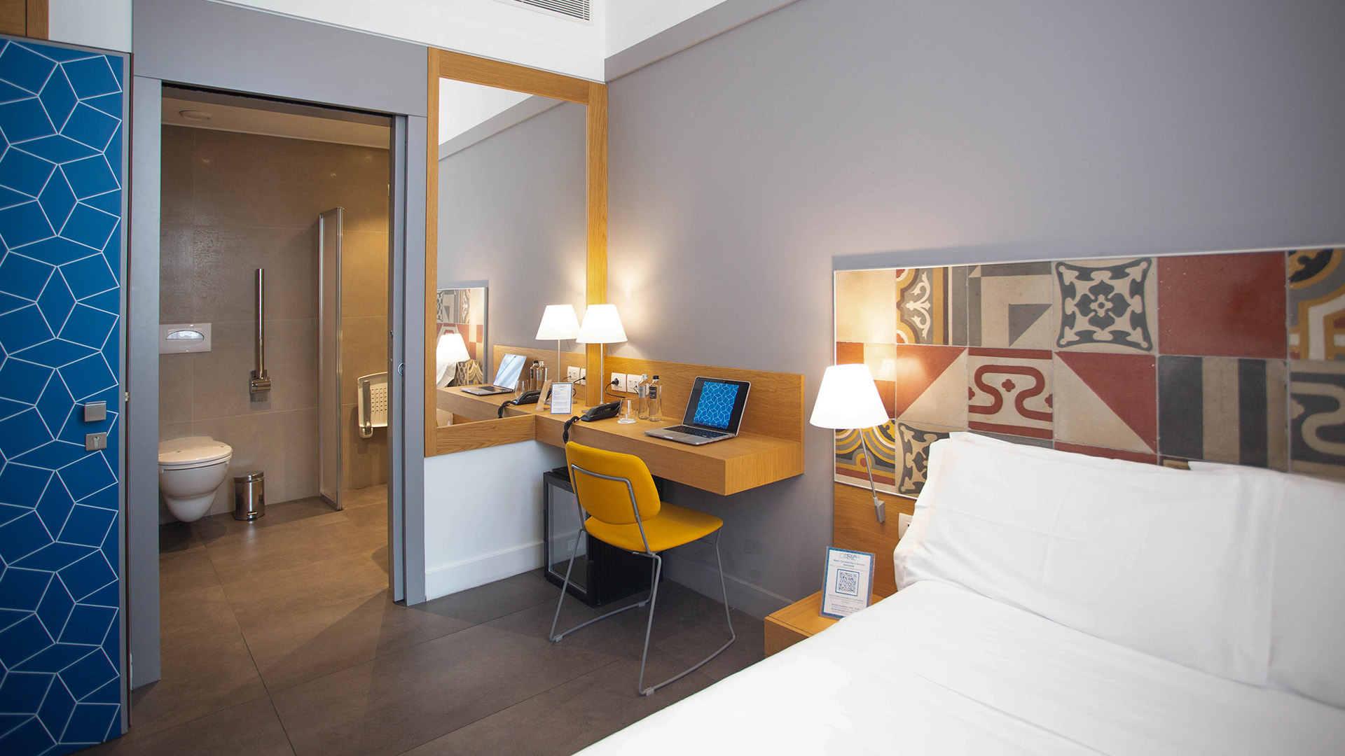 Hotel Medinblu-Standard Accesso Disabile-01