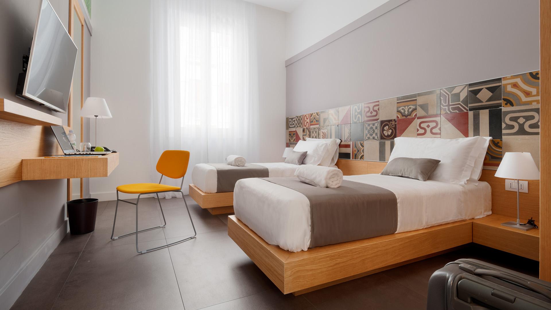 Hotel Medinblu - stanza classic doppia o letti separati